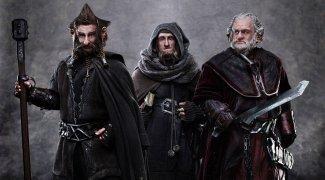 Affiche du film : Bilbo le Hobbit : un voyage inattendu