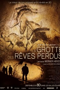 Affiche du film : La Grotte des rêves perdus