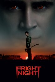 background picture for movie Fright night