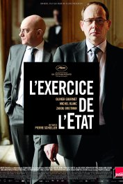 background picture for movie L'exercice de l'État