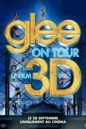 background picture for movie Glee ! on tour - Le film 3D