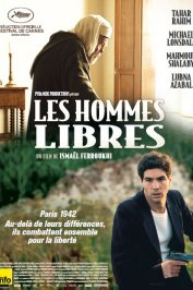 background picture for movie Les Hommes libres