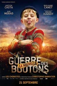 Affiche du film : La Nouvelle guerre des boutons