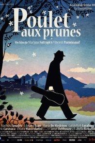 Affiche du film : Poulet aux prunes