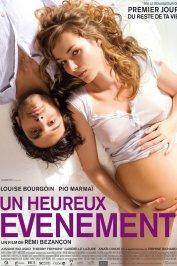 background picture for movie Un Heureux évènement