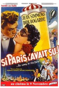 Affiche du film : Si Paris l'avait su