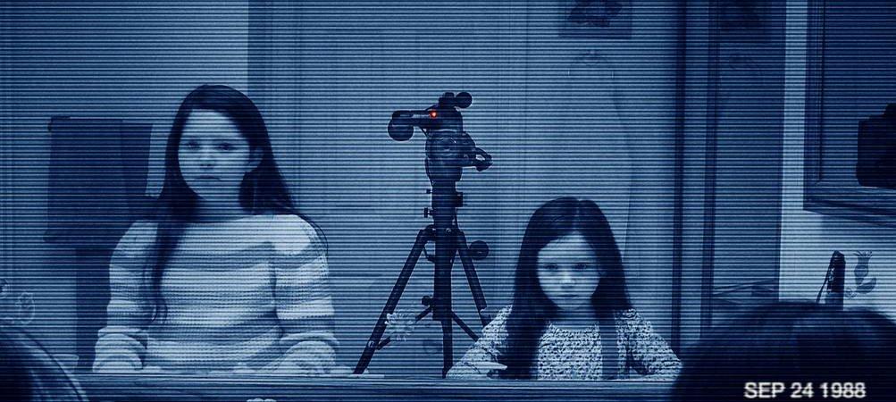 Photo du film : Paranormal Activity 3