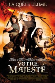 background picture for movie Votre Majesté