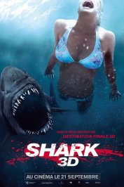 background picture for movie Shark 3D