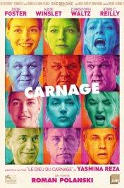 Affiche du film : Carnage