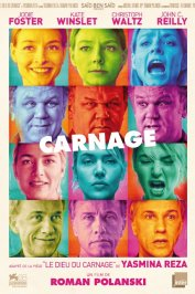 background picture for movie Carnage