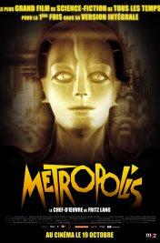 Affiche du film : Metropolis