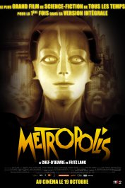 background picture for movie Metropolis