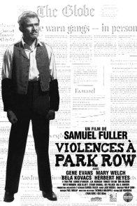 Affiche du film : Violences à Park Row