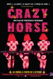 background picture for movie Crazy horse