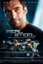 background picture for movie Real Steel