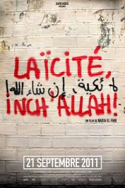 background picture for movie Laïcité Inch'Allah !
