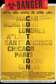 Affiche du film : Contagion
