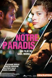 background picture for movie Notre paradis