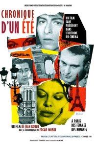 Affiche du film : Chronique d'un été