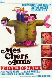 background picture for movie Mes chers amis