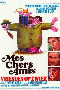 Affiche du film : Mes chers amis