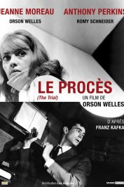 background picture for movie Le procès