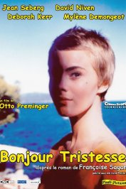 background picture for movie Bonjour tristesse