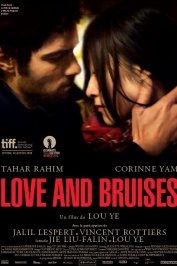 background picture for movie Love and Bruises