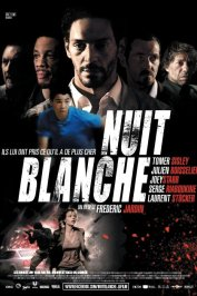 background picture for movie Nuit blanche