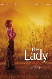 Affiche du film : The Lady