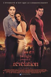background picture for movie Twilight, chapitre 4 : Révélation - Première Partie