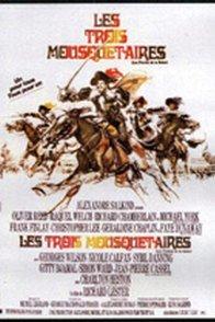 Affiche du film : Les trois mousquetaires