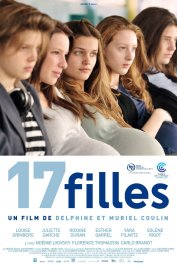 background picture for movie 17 Filles