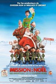 Affiche du film : Mission : Noël - Les aventures de la famille Noël