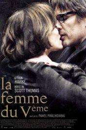 background picture for movie La Femme du Vème
