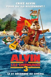 background picture for movie Alvin et les Chipmunks 3