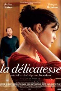 Affiche du film : La Délicatesse