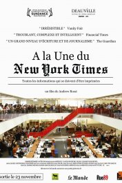 background picture for movie A la une du New-York Times