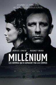 Affiche du film : Millenium - Les hommes qui n'aimaient pas les femmes