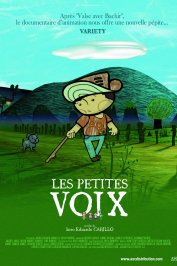 background picture for movie Les petites voix