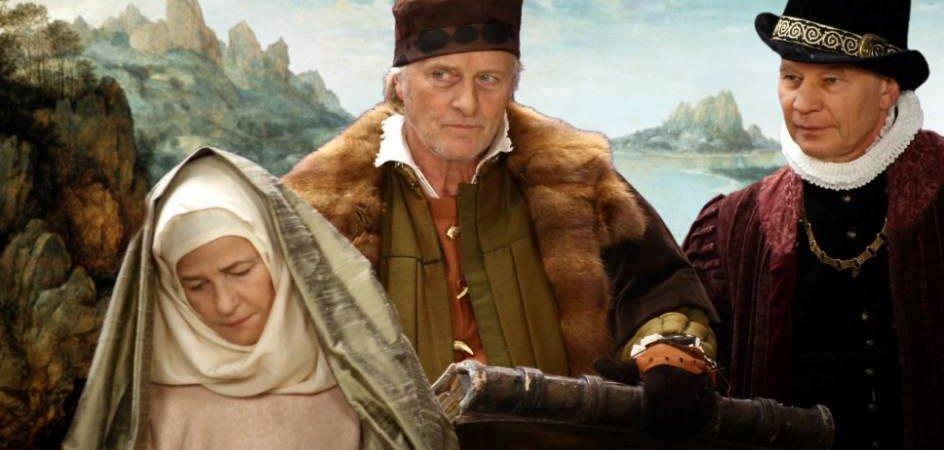 Photo du film : Bruegel, le moulin et la croix