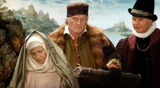 Affiche du film : Bruegel, le moulin et la croix