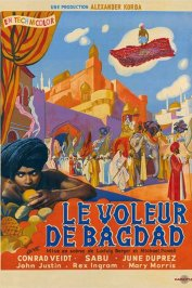 background picture for movie Le voleur de Bagdad