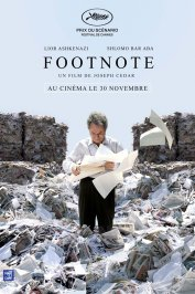 background picture for movie Footnote