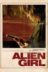 Affiche du film : Alien girl