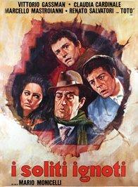 Affiche du film : Le pigeon