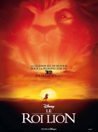 Affiche du film : Le Roi Lion