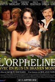 background picture for movie L'Orpheline avec en plus un bras en moins