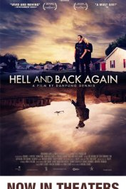 background picture for movie Hell and back again